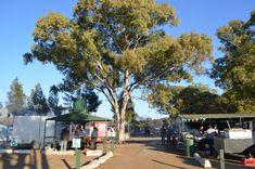 Die Langehovenpark - Boeremark - Bloemfontein