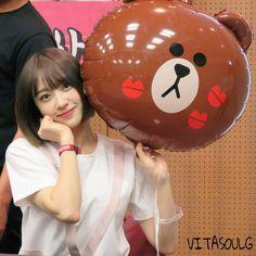 EXID - Hani #하니 (Ahn HeeYeon #안희연) at fanmeet 160626 #팬사인회