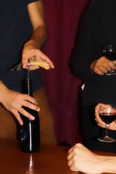 LEGNOART GHEMME Inoxydable Acier sommelier tire-bouchon avec Beechwood cadeau Case