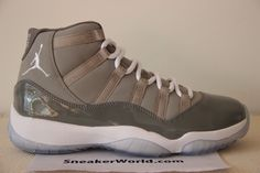 Cool grey 11 - Shoes for sale @ www.asneakerworld.com