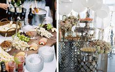 Как организовать приветственный коктейль на свадьбе