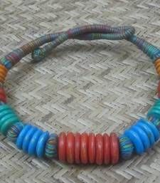 Elegant Elements - Multicolored Beads Necklace