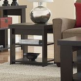 Found it at Wayfair - Hollowcore End Table