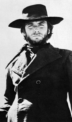 Clint Eastwood 'High Plains Drifter' • Directed by Clint Eastwood 1972