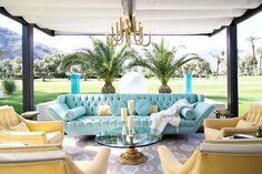 DESERT JEWEL // PALM SPRINGS HOME TOUR|Palm Springs Style Magazine