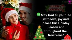 """May God Fill - """"Merry Christmas Day Poetry in Urdu"""": OnlineUrduPoetry Merry Christmas Greetings Families, Happy Merry Christmas, Why Christmas, Christmas Quotes, Family Christmas, Wishes For Friends, Friends Family, Gift Of Time, Finding Joy"""