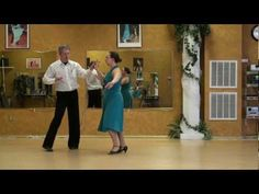 Rumba Lesson Crossover Breaks and Turn
