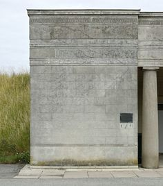 Sigurd Lewerentz Funerary chapel at the East Cemetery, Malmö, Sweden, Photos by Kalle Söderman Red Acrylic Nails, Acrylic Nail Designs, Space Architecture, Classical Architecture, Makeup Tips For Small Eyes, Concrete Formwork, Nail Effects, Victorian Photos, Photo D Art