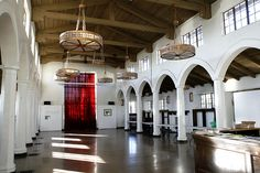 Event Space - Center for the Arts Eagle Rock - 2225 Colorado Blvd. Los Angeles, CA 90041. Max 125 Seated