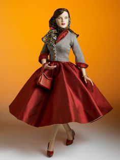 Turning Leaves   Tonner Doll Company