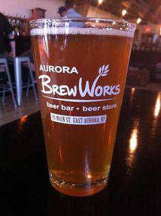 Aurora Brew Works, East Aurora, NY