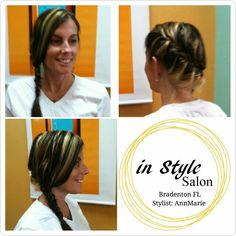 #beauty #fashion #cute #salon #newlook #haircolor #awesomeness #highlights #braids #bradentonfl #bradenton #scruples #moroccanoil Moroccan Oil, Haircolor, New Look, Salons, Highlights, Stylists, Braids, Cute, Beauty