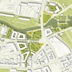 Studio Wessendorf - Städtebau - Stadtpromenade Finowkanal