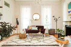 Before & After: A Small Victorian Living Room Gets an Apartment Therapy Makeover   Apartment Therapy