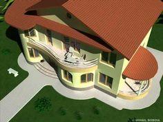 Proiecte case Bucuresti  Inventiv Proiect Arh  Paul Ion
