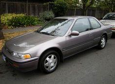 Cheap Honda Accord EX '93 For Sale in Oregon — $1988