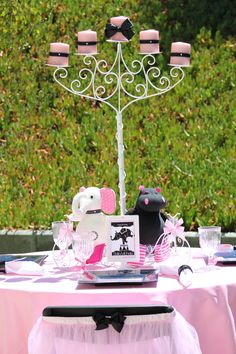 {Girlfriends+Guide+to+Party+Planning}:+Girly+Circus!+Designer+Table
