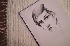 skica/sketch on paper Sketch, Female, Paper, Art, Sketch Drawing, Craft Art, Kunst, Gcse Art, Sketching