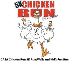 The Poultry Festival 5K Chicken Run Saturday, October 3. Find your form here http://www.shelbycountychamber.com/dl/chicken-run-entry-form.pdf