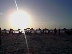 Pôr do sol, Jeri. Brasil