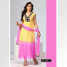 yellow-lightpink-different-styles-designer-anarkali-suit