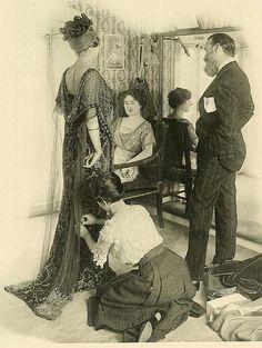 Les Createurs de La Mode 1910 - 2