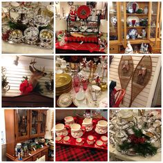 These items just in time for the holidays. www.shopthecourtyard.com