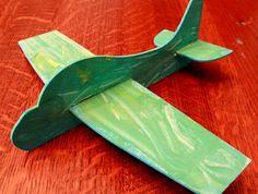 13 Best Kids Airplane Crafts Images Crafts For Kids Paper Plane