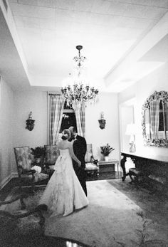 Bride and groom have a private moment after the ceremony @Laura Argyle  View more wedding photography at: www.jwilkinsonco.com #photography #film #wedding #theargyle