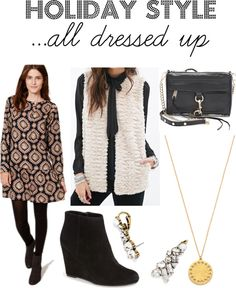 Thanksgiving Style, Three Ways {Shop this look and two more on DailyKaty.com!}