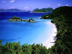 John, Virgin Islands- Visited here and St Thomas for my college graduation trip. This image is Trunk Bay St Thomas Virgin Islands, Us Virgin Islands, Palawan, Dream Vacations, Vacation Spots, Vacation Memories, Romantic Vacations, Italy Vacation, Vacation Rentals