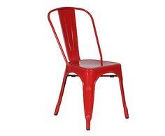 Cadeira Arturo - Vermelha