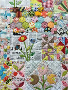 Jen Kingwell Designs Booth at Quilt Market Fall 2013 | Flickr - Photo Sharing!