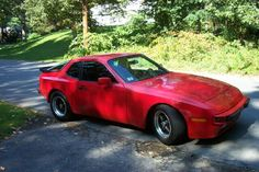 My Old #Porsche 944
