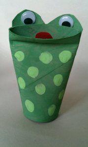 speckled frog craft