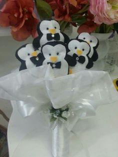 Bouquet de pinguin