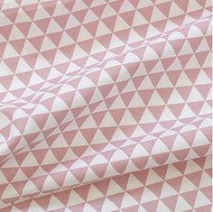 Hey, I found this really awesome Etsy listing at https://www.etsy.com/listing/155716515/mini-triangles-cotton-fabric-indi-pink