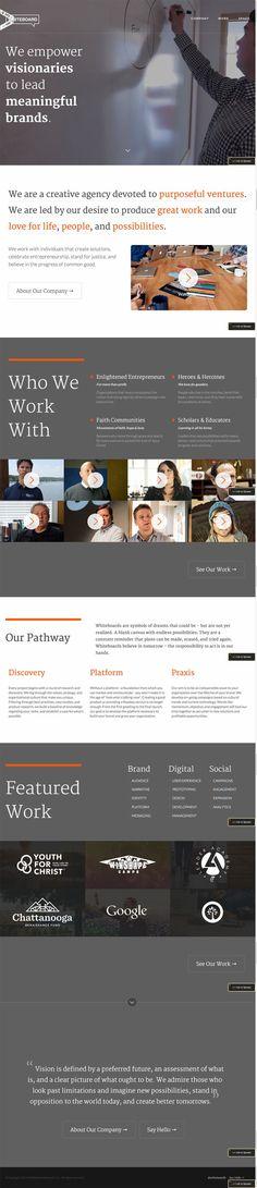 http://whiteboard.is/ | Design: Digital | Pinterest