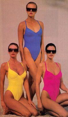 Sun Blush, American Vogue, January 1989.