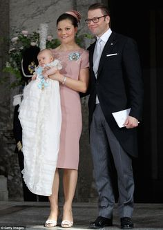 Heirloom christening gown- Swedish Royals