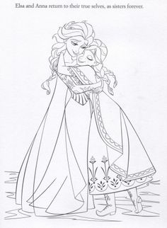 elsa halloween coloring pages - photo#37