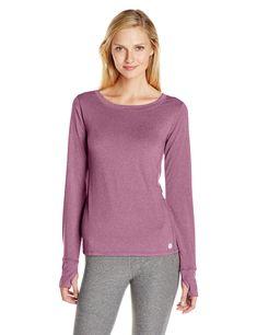 6a4b2130aff5 Threads 4 Thought Women s Zabrina Long-Sleeve T-Shirt at Amazon Women s  Clothing store