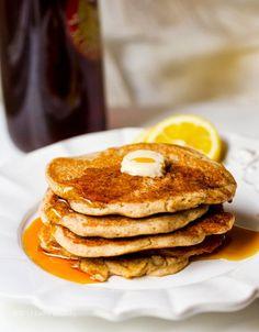 Lovely Lemon Vegan Pancakes Recipe and Perfect Pancake Tips!