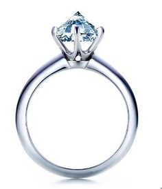 Killer Engagement Ring by Tobias Wong: One of my favorite design pieces by the late, great Tobias Wong. RIP. :(