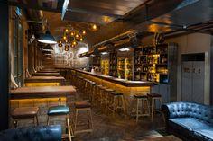 DOB3 Beer and whisky bar by Miklós Kiss & 81Font, Budapest – Hungary » Retail Design Blog