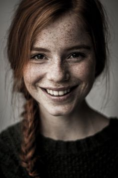Such a Lovely Smile :-☽ (Luca Hollestelle by Agata Serge)