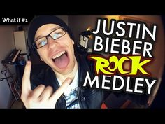 Justin Bieber Rock Medley (What Do You Mean? / Love Yourself / Sorry) - Vyel Cover (What If #1) - YouTube