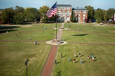 Next to my home, this is my favorite place - Mississippi State drill field! Wish I was back there!