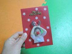 어린이집 크리스마스카드 9가지! ♥ 예쁜것만 모아봤어요! : 네이버 블로그 Christmas Bulbs, Christmas Cards, Holiday Decor, Blog, Kids, English, Education, Christmas E Cards, Young Children