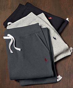 http://www.popularclothingstyles.com/category/polo-ralph-lauren-men/ Polo Ralph Lauren / Fleece Sweatpants